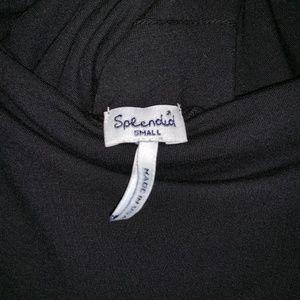 Splendid Skirts - Splendid Maxi Skirt Fold over waist
